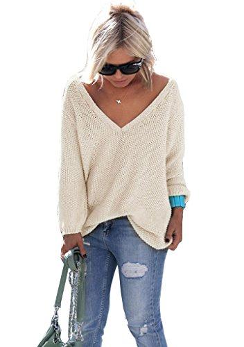 alaix-maglione-attillata-donna-apricot-taglia-unica