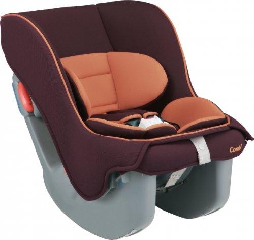 コンビ Combi チャイルドシート ミニマグランデ S UB ブラウンプレッソ (新生児~4歳頃対象) 軽量コンパクト設計