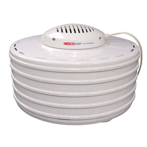nesco food dehydrator instructions