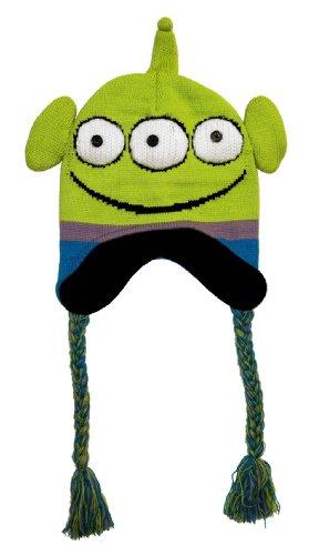 Toy Story Alien Face Adult Pilot Laplander Hat