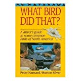 What Bird Did That?: The Comprehensive Field Guide to the Ornithological Dejecta of Great Britain and Europe (0948817496) by Hansard, Peter