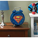 Superman Giant Alarm Clock - Ring Up the Daily Planet