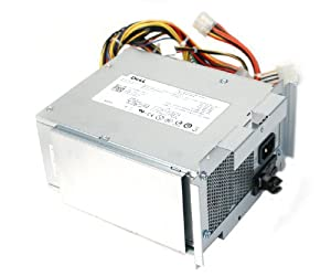 Genuine Dell 650W Watt Non-Redundant Power Supply Unit PSU For PowerEdge T605 Systems Compatible Part Numbers: HU666, CN782 Compatible Dell Model Numbers: D650P-S0, DPS-650NB A