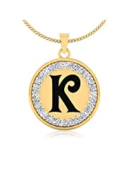 IskiUski Enthralling K Swarovski Valentine Pendant In 925 Sterling Silver For Women