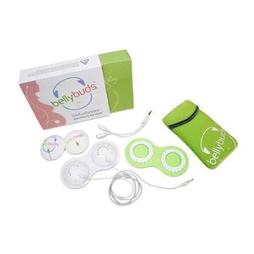 Bellybuds - Pregnancy Bellyphones - Play Prenatal Music and Voices to the Womb