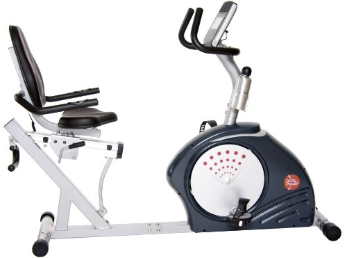 Body Max Power Deluxe Magnetic Recumbent Bike