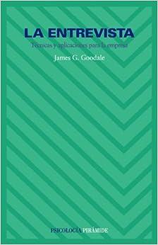 La entrevista (Psicologia) (Spanish Edition) (Spanish) Paperback