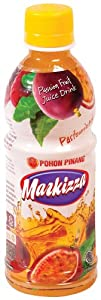 Markizza Passion Fruit Juice Drink, 11.15 Fl Oz Pack of 24