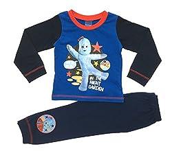 Kids In The Night Garden Pyjamas Boys Girls Pjs 2 Piece Set Size UK 1 - 4 Years from In The Night Garden