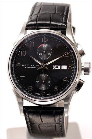 ハミルトン腕時計 [ HAMILTON時計 ]( HAMILTON 腕時計 ハミルトン 時計 ) アメリカンクラシック ジャズマスター マエストロ ( American Classic JAZZMASTER MAESTRO ) /メンズ時計/ブラック/H32576735 [ビジネス][海外モデル][逆輸入][レア][海外 正規品][高級腕時計]