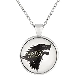 Game of Thrones Winter is Coming Pendant - 3