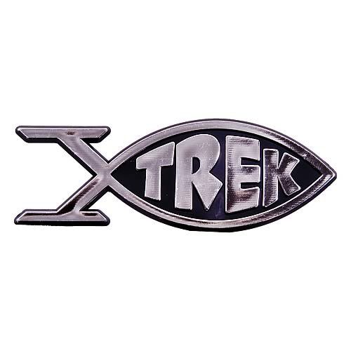 Star Trek Roddenberry Trek Fish Emblem - 1