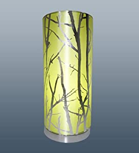 Tree Pad Green Table Lamp by CT Lighting