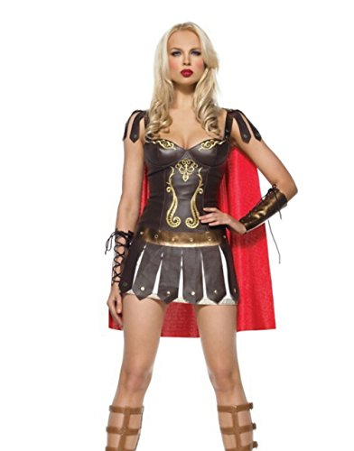 Kamat® Halloween The ancient Greek Female War God Cosplay Costumes