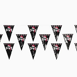 Pirate Pennant (100FT)