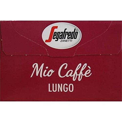 Get Segafredo caffe lungo million x10 75g - (Unit Price) - Sending Fast And Neat - Segafredo mio caffe lungo x10 75g by Sucrée