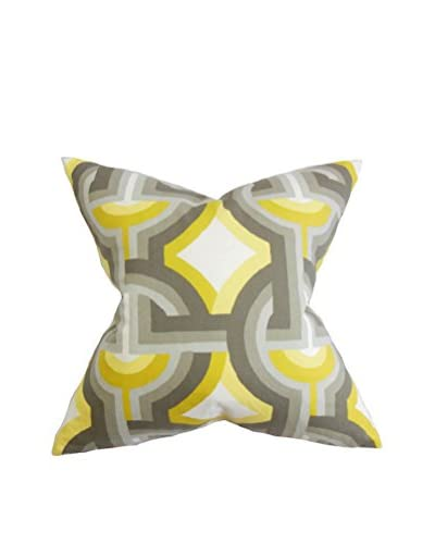 The Pillow Collection 18 Future Pillow, Orange