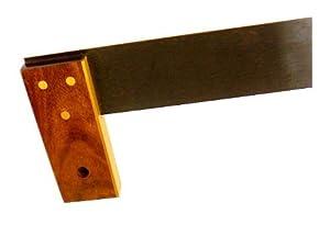 Carpenter's Tri-Square - Oak - Tempered Steel - Classic - Carpentry