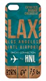 Benjamins Airport Hard Case, for iPhone 5S / 5, Los Angeles LAX