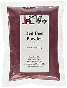 Red Beet Powder 2 oz.