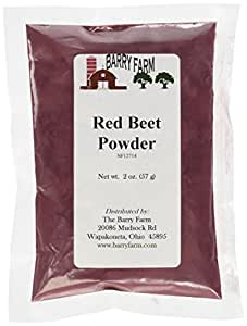 Red Beet Powder 2 oz.