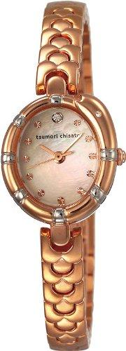 Tsumori Chisato Silcj002 Ouroboros Ladies Watch
