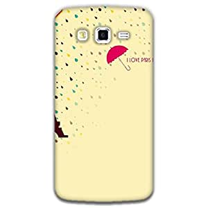 Mott2 Paris Love Back cover for Samsung Galaxy A5 (Limited Time Offers,Please Check the Details Below)