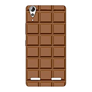 Ajay Enterprises Powerful Chocolate Class Print Back Case Cover for Lenovo A6000