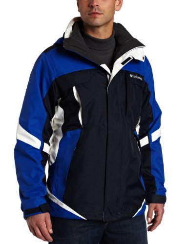 Columbia Bugaboo Parka Men's Jacket - Compass Blue EU, Small