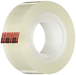Scotch Transparent Tape, 3/4-inch x 1000 Inches, 12 Rolls (600K12)