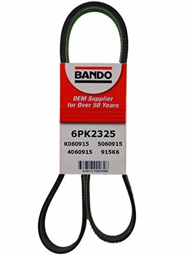 Bando 6PK2325 OEM Quality Serpentine Belt (Hummer Belt compare prices)