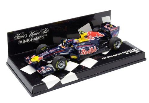 ef2bd6899018e 93 ミニチャンプス 1 43スケール レッドブル レーシング RB7No.2 2011 マーク・ウェバー 4044292019 92 Red Bull  レッドブル レーシング 2012 ...