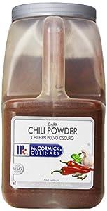 Mccormick Chili Powder, Dark, 5.5-Pound