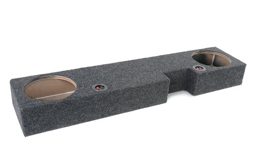 Atrend A382-10Cp B Box Series 10-Inch Dual Down-Fire Subwoofer Boxes