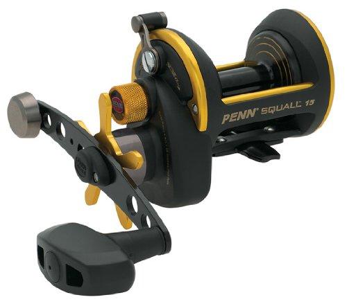Offshore reel penn squall star drag reel sql15 fishing for Tuna fishing reels