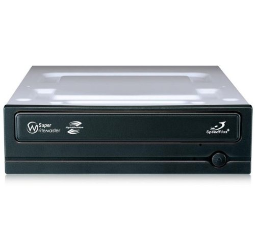 COMPUTING, Storage, SH-222AL Internal 22x DVD±RW Writer - black (Internal DVD rewriters)