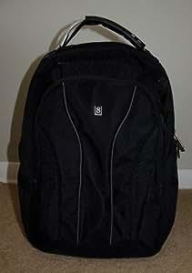 "Level8 Atlas Backpack - Notebook carrying backpack - 17"""