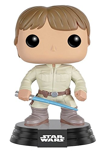 Funko - Figurine Star Wars - Luke Skywalker Bespin Pop 10cm - 0849803087371