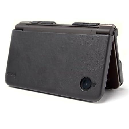DSi XL Case - CM4 Catalyst Slim Cover for Nintendo DSi XL - Onyx / cdsi - xl - Black