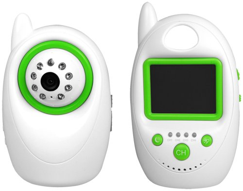 Parent Units Supervision Digital Wireless Baby Monitor