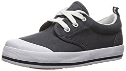 Keds Graham Classic Lace-Up Sneaker (Toddler),Navy,6.5 M US Toddler