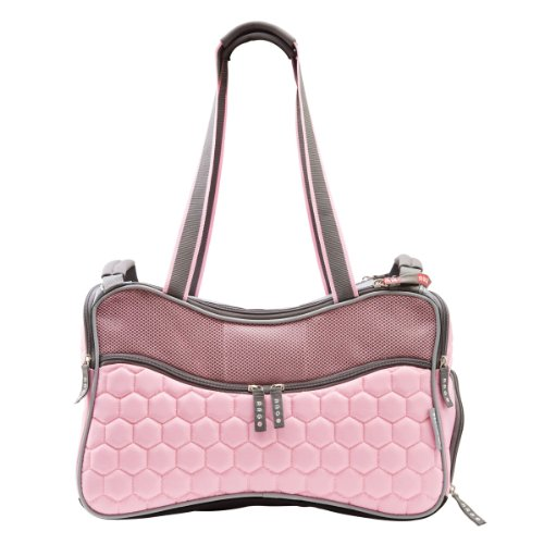Argo by Teafco Petagon Airline Approved Pet Carrier, Tokyo Pink, Medium