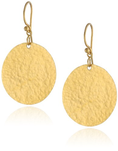 GURHAN-Lush-24k-Gold-Dangling-Flake-Earrings