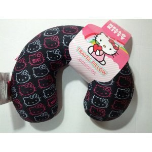 Hello Kitty Pillow Travel Cushion