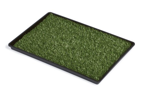 Prevue Pet Products Tinkle Turf for Medium Dog Breeds, 29-1/2-Inch by 19-1/2-Inch