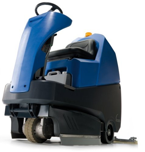Nacecare Ttv678 Battery Automatic Scrubber, 150 - 200 Rpm, 32 Gallon Capacity, 0.5Hp, 4 Hrs Run Time front-387946