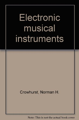 Electronic Instruments Books : Dicbybooks ^^ free pdf electronic musical instruments by