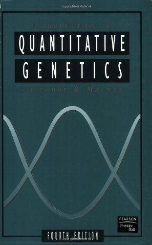 Introduction to Quantitative Genetics (4th Edition)