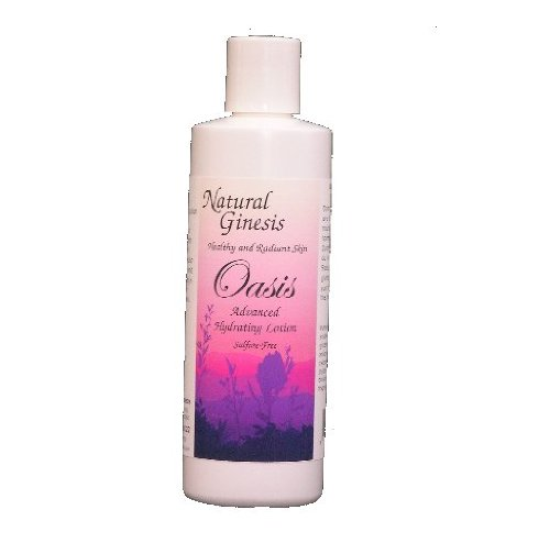 Natural Ginesis Oasis Advanced Hydrating Lotion - 8 oz (Natural Oasis compare prices)
