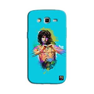 MAUj Bon Jovi Back Cover for Samsung Galaxy Grand